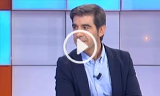 TVE1 en el programa Las mañanas de Mariló