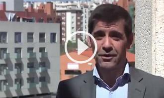 David Gómez en las Noticias de Telemadrid - Estrés y absentismo laboral