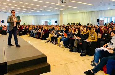 Conferencia sobre enfoque mental - David Gómez