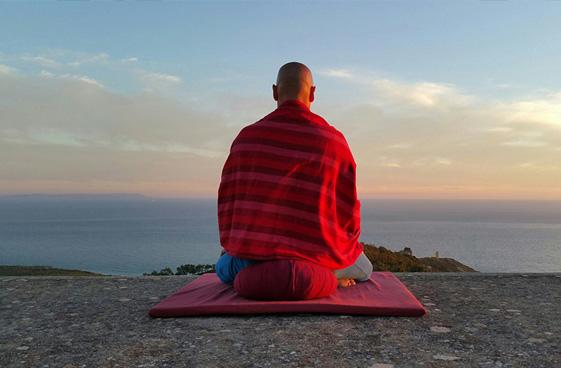 Retiros de meditación